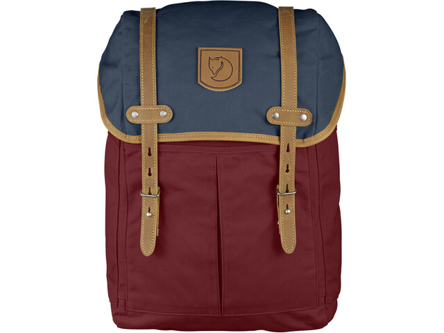 Fjällräven No. 21 Backpack size M ox red-navy